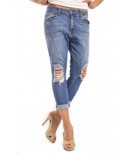 525 by Einstein jeans boyfriend DENIM P554571