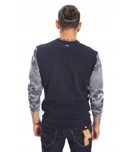 Antony Morato Sweatshirt BLUE FANTASY MMFL00176