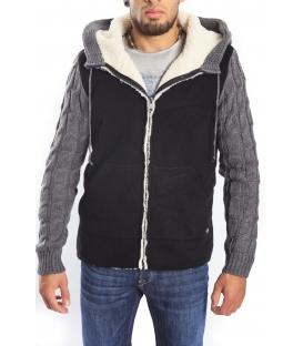 Gaudi Jeans - shirt cotton print Beige 52bu67181
