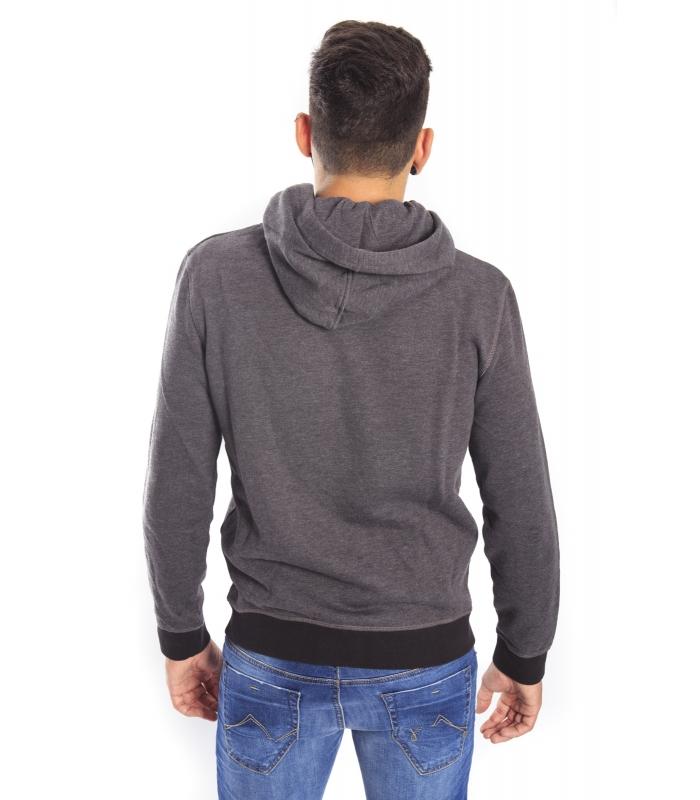 Gaudi Jeans Giacca in felpa e maglia con cappuccio 52bu50000