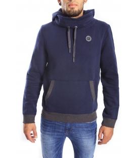 Gaudi Jeans - Felpa e maglia con cappuccio BLU 52bu67000
