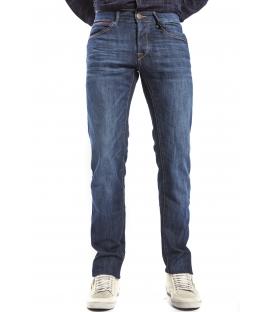 Gaudi Jeans - Jeans denim dark con bottoni 52bu26028