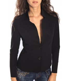 SUSY MIX Jacket with buttons BLACK Art. 5306