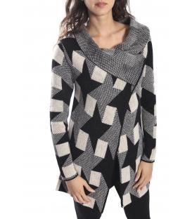 RINASCIMENTO Sweat pullover fantasy BLACK Art. CFC0070123003