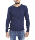 DIKTAT Sweater with pocket FANTASY BLUE Art. D77061