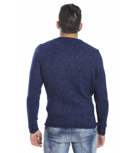 DIKTAT Sweater with pocket FANTASY BLUE Art. D77061