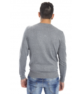 DIKTAT Sweater crew-neck GREY Art. D77079