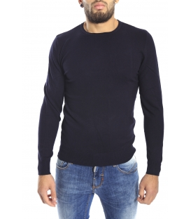DIKTAT Sweater crew-neck BLUE Art. D77079