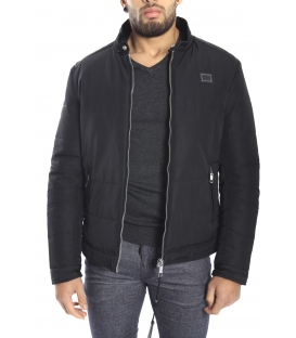 Antony Morato Jacket with zip BLACK MMCO000251
