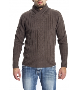 GRAFFIO Sweater with neck CASTORO Art. WGU129