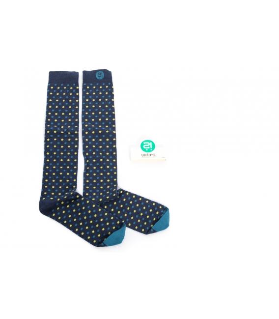 WAMS Socks in fantasy WL3 Size 41-46 MADE IN ITALY