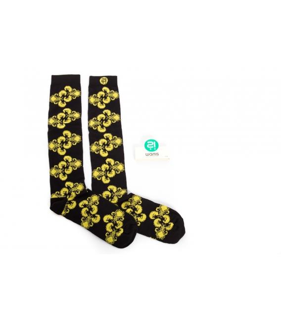 WAMS Socks in fantasy WL4 Size 41-46 MADE IN ITALY