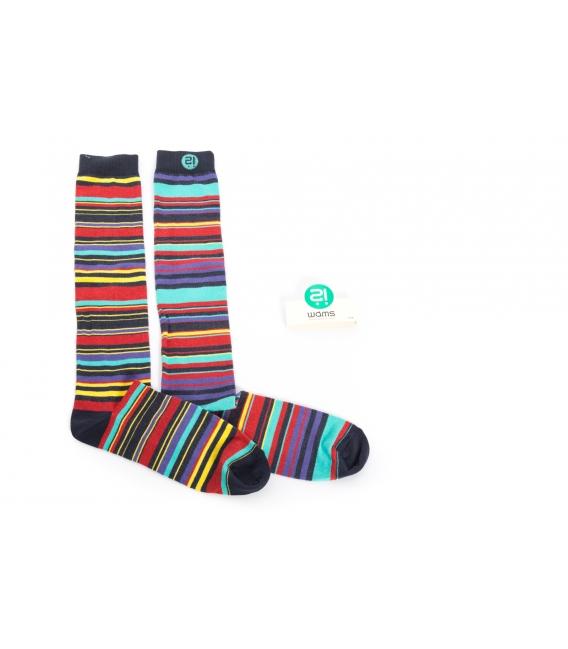 WAMS Socks in fantasy WL2 Size 41-46 MADE IN ITALY