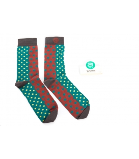 WAMS Socks in fantasy WC9 Size 41-46 MADE IN ITALY
