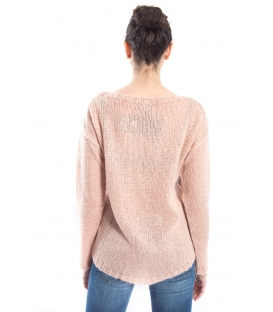 MARYLEY Sweater FANTASY PINK Art. 5IB89E
