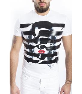 ANTONY MORATO T-shirt MAN with print WHITE MMKS00772