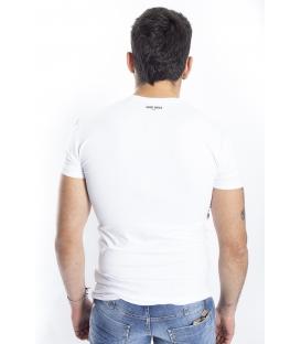 ANTONY MORATO T-shirt MAN with print WHITE MMKS00851