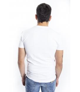 ANTONY MORATO T-shirt MAN with print WHITE MMKS00780