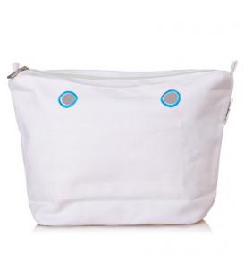 Canvas O'Bag Mini bianco