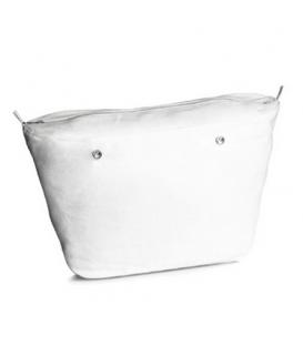 Canvas O'Bag bianco