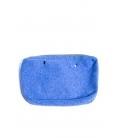 Canvas O'Bag Mini feltro blu avio