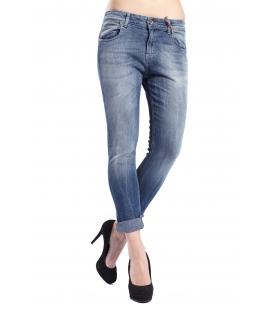525 by Einstein jeans boyfriend with zip DENIM P654516
