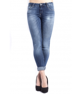 525 by Einstein jeans slim fit with zip DENIM P554622