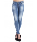 MARYLEY Jeans woman slim fit push-up DENIM Art. B690/G49