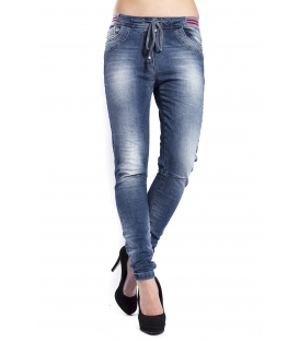 MARYLEY Jeans woman boyfriend baggy DENIM Art. B651/G49