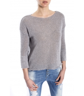 SUSY MIX Double sweater GREY art. 601