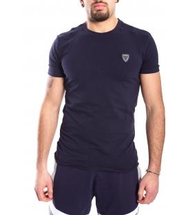 ANTONY MORATO T-shirt MAN with logo BLUE MMKS00739