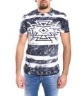 ANTONY MORATO T-shirt MAN with print WHITE MMKS00822