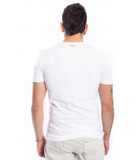 ANTONY MORATO T-shirt MAN with print WHITE MMSW00792
