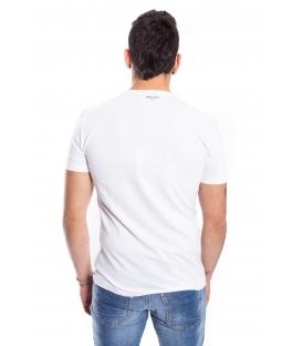 ANTONY MORATO T-shirt MAN with print WHITE MMSW00791