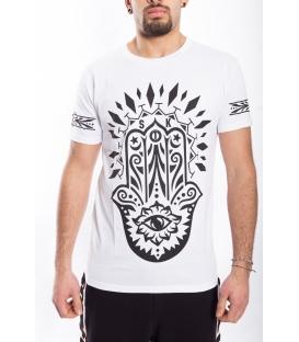 STK SUPER TOKYO T-shirt MAN with print WHITE 1409