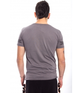 STK SUPER TOKYO T-shirt MAN with print PIOMBO 1409