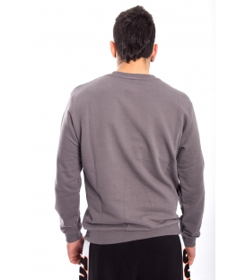 STK SUPER TOKYO Sweatshirt MAN with print PIOMBO 1541