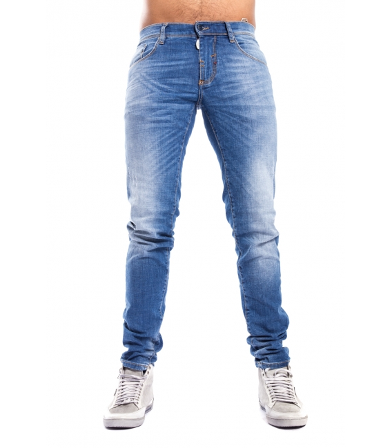 ANTONY MORATO Jeans Keith skinny DENIM LIGHT MMDT00135/FA750077
