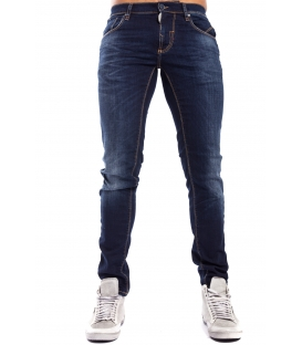 ANTONY MORATO Jeans Don Giovanni super skinny DENIM DARK MMDT00125/FA750069