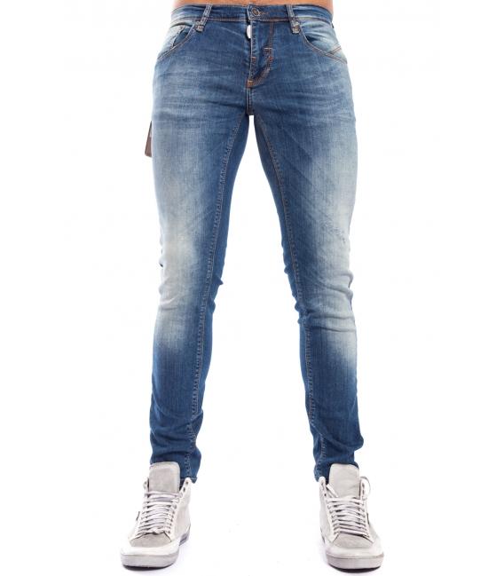 ANTONY MORATO Jeans Don Giovanni super skinny DENIM medio scuro MMDT00125/FA750090