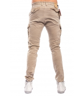 Pants MAN with pockets BEIGE Art. 8305