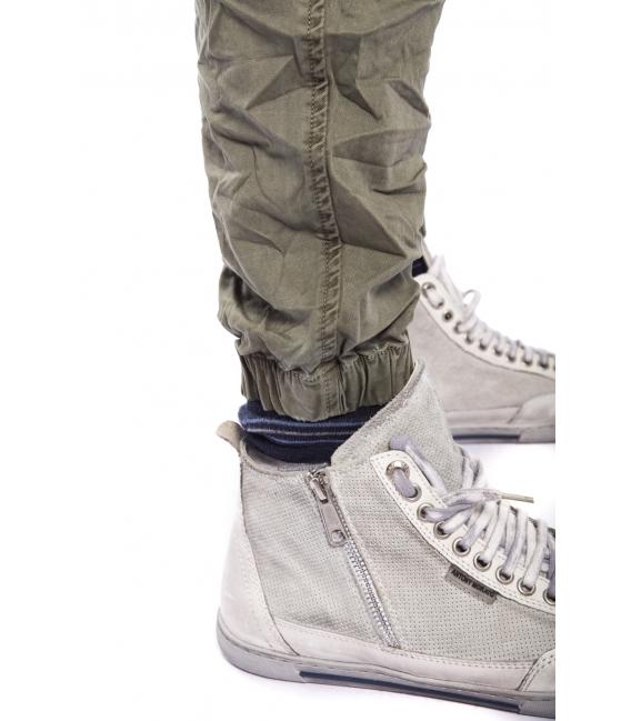 Pantalone UOMO con tasconi ed elastico in fondo ARMY J-9065