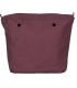 Canvas porpora per O Bag