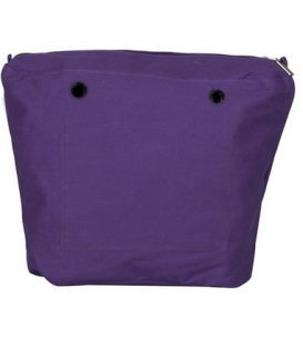 Canvas viola per O Bag