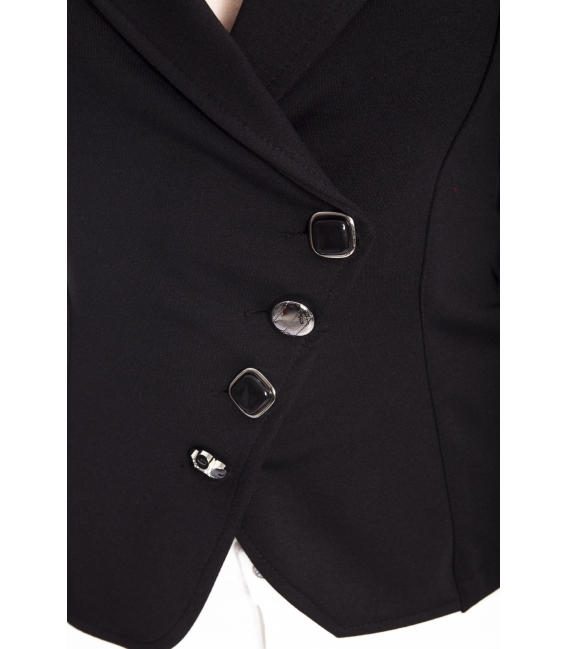 RINASCIMENTO Jacket with buttons BLACK Art. CFC0072720003
