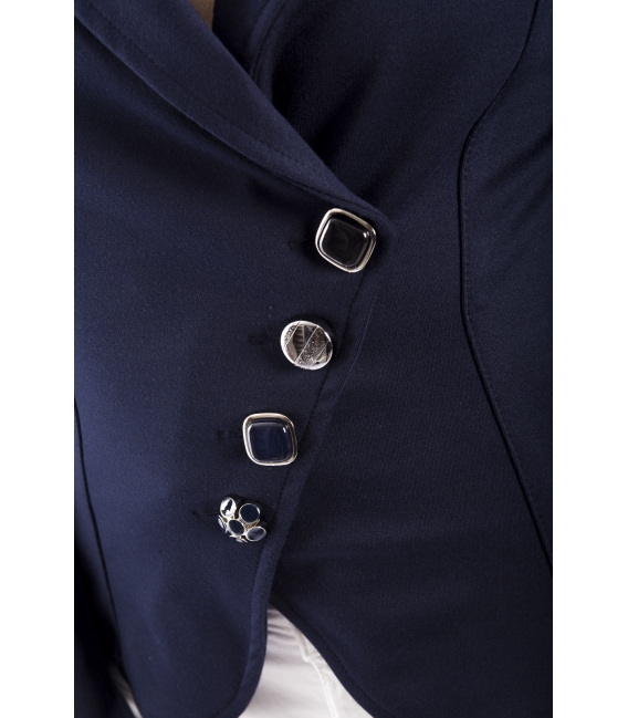 RINASCIMENTO Jacket with buttons BLUE Art. CFC0072720003