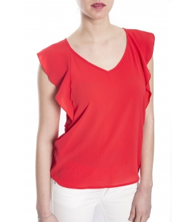 RINASCIMENTO Blouse / Top RED Art. CFC0013738002