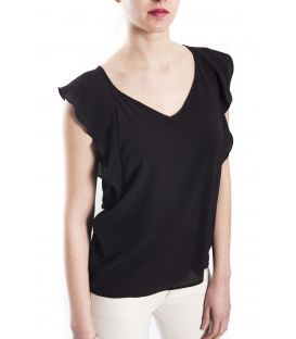 RINASCIMENTO Blouse / Top BLACK Art. CFC0013738002