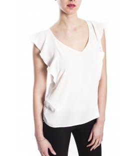 RINASCIMENTO Blusa / Top WHITE Art. CFC0013738002