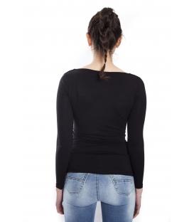 RINASCIMENTO Jersey T-shirt BLACK Art. CFC0072324003